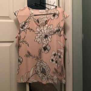 New without tags Calvin Klein blouse